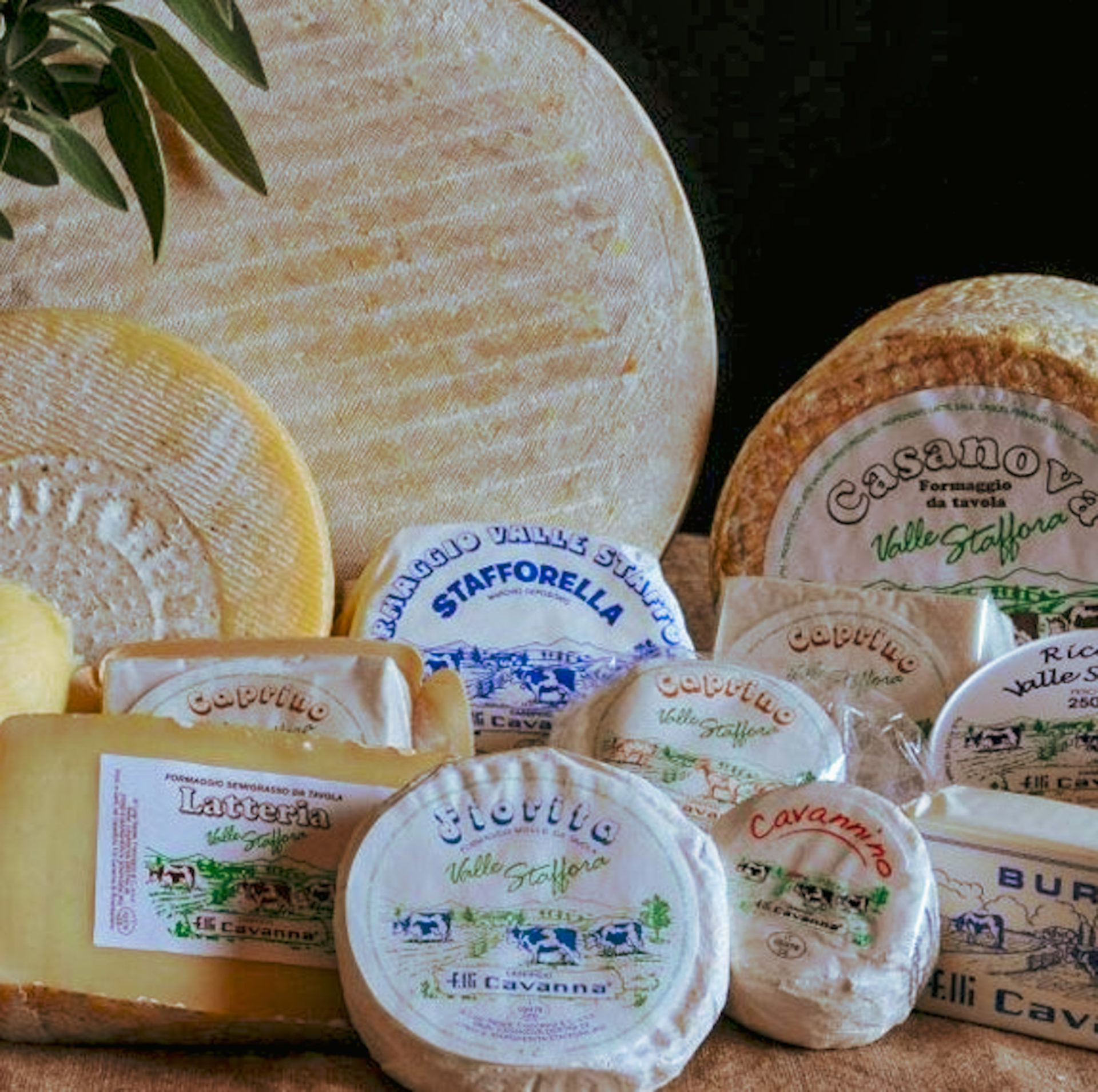 formaggi oltrepo pavese
